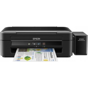 Multifunctional inkjet color CISS Epson L382 A4 - ACOMI.ro