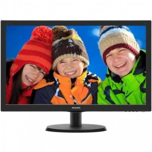 "Monitor 21.5"" WLED PHILIPS, TN, Full HD, 1080p, 16:9 - ACOMI.ro"