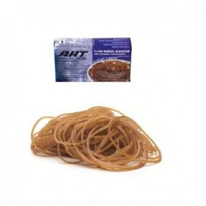 Elastice din cauciuc natural 50 grame pe cutie ART - ACOMI.ro