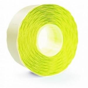 Etichete autoadezive pentru marcatoare, 26 x 16mm, 1000 etichete/rola, galben fluorescent, PRIX - ACOMI.ro