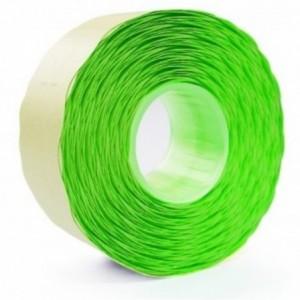 Etichete autoadezive pentru marcatoare, 26 x 16mm, 1000 etichete/rola, verde fluorescent, PRIX - ACOMI.ro