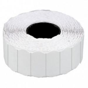 Etichete autoadezive pentru marcatoare, 26 x 16mm, 1000 etichete/rola, alb, PRIX - ACOMI.ro