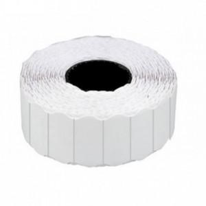 Etichete autoadezive pentru marcatoare, 26 x 12mm, 1500 etichete/rola, alb, PRIX - ACOMI.ro