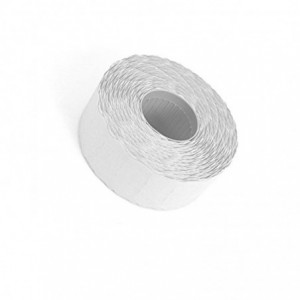 Etichete marcatoare 26 x 16 mm, 1000 buc/rola, alb - ACOMI.ro