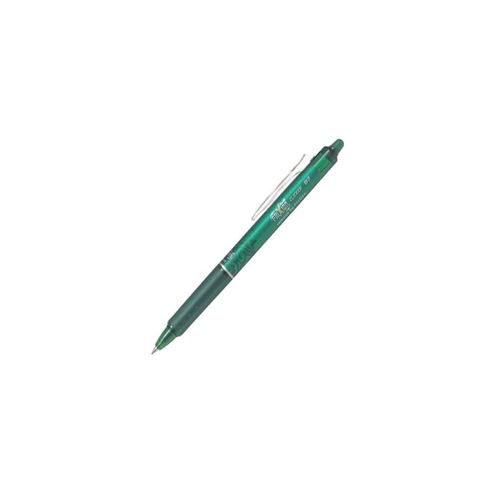 Roller PILOT Frixion Clicker - 0.7mm, verde