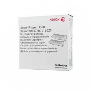 Cartus toner Xerox 106R03048, negru, 3 k - ACOMI.ro