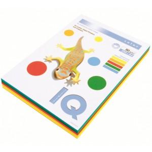 Hartie  A4  Rainbow Intense,  80 g/mp, 250 coli/top, IQ Color - ACOMI.ro
