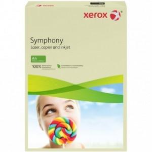 Hartie A4 crem Pastel, 80 g/mp, 500 coli/top, XEROX Symphony - ACOMI.ro