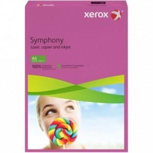 Hartie A4 mov Mid, 80 g/mp, 500 coli/top, XEROX Symphony - ACOMI.ro