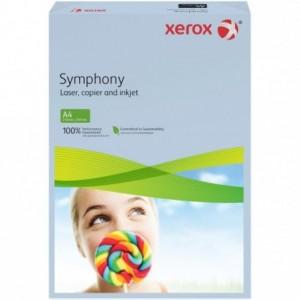 Hartie A3 albastru Pastel, 80 g/mp, 500 coli/top, XEROX Symphony - ACOMI.ro