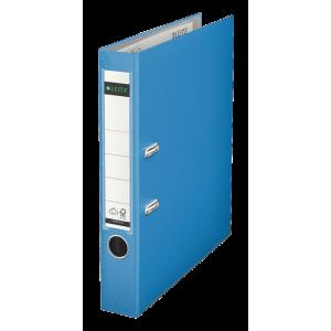 Biblioraft plastifiat, 5.2cm, albastru deschis, Leitz 180° - ACOMI.ro
