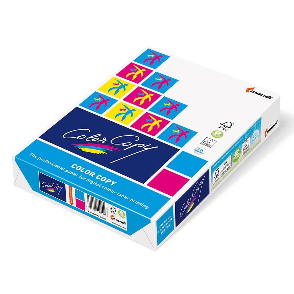 Hartie Color Copy A4, 250 g/mp, 250 coli/top, MONDI - ACOMI.ro
