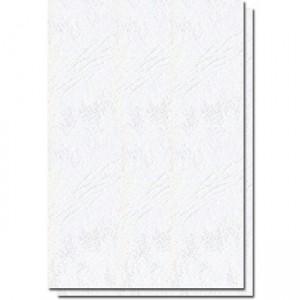 Coperti carton imitatie piele A4, 250g/mp, alb, ACM BRAND