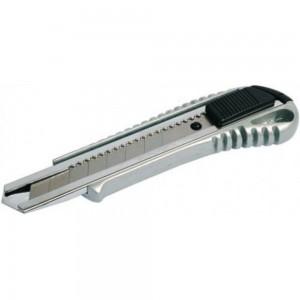 Cutter metalic profesional, 18 mm, ARK - ACOMI.ro
