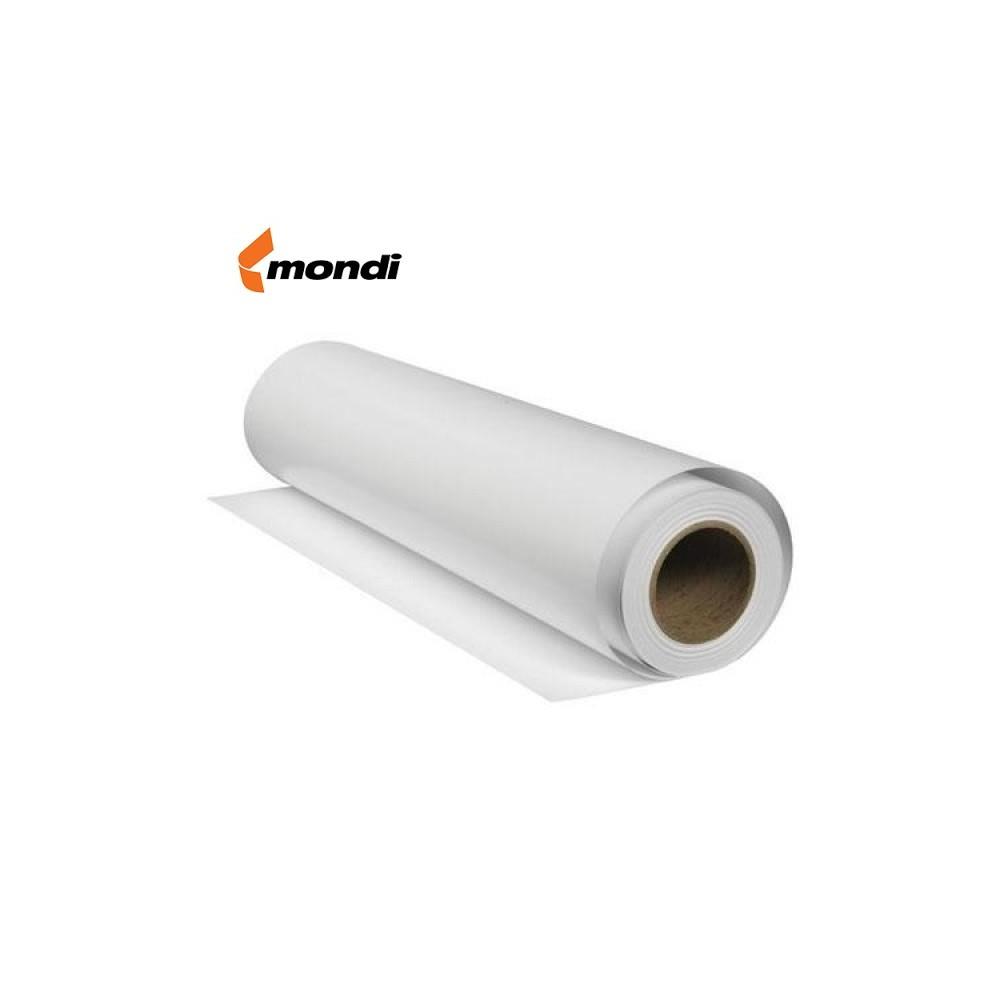 Rola hartie plotter A3, 80g/mp, 297mm x 50m, MONDI - ACOMI.ro
