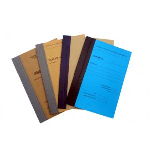 Coperti arhivare din mucava 2/set, cotor imitatie piele, ACM BRAND