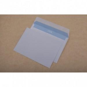 Plic C6 (114x162mm) siliconic, alb, 1000 buc/cutie, GPV - ACOMI.ro