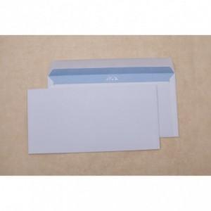 Plic DL (110x220mm) gumat, alb, 1000 buc/cutie, GPV - ACOMI.ro