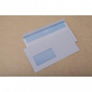Plic DL (110x220mm) autoadeziv, fereastra stanga, alb, 1000 buc/cutie, GPV - ACOMI.ro