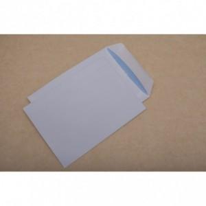 Plic C5 (162x229mm) gumat, alb, tip T, 500 buc/cutie, GPV - ACOMI.ro