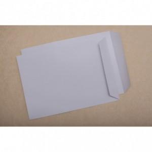 Plic C4 (229x324mm) gumat, alb, tip T, 250 buc/cutie, GPV - ACOMI.ro