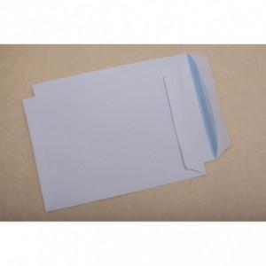 Plic C4 (229x324mm) siliconic, alb, tip T, 250 buc/cutie, GPV - ACOMI.ro