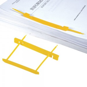 Alonje arhivare de mare capacitate, 25 buc/set, Ubers Dossy Fix - ACOMI.ro