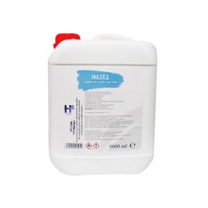 Dezinfectant pentru suprafete cu actiune biocida, 5L, Higeea - ACOMI.ro