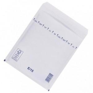 Plic cu bule antisoc E15 (ext. 240x275mm), alb, unitar, RKV - ACOMI.ro