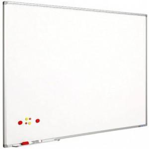 Tabla magnetica alba SMIT 45x60 cm, rama de aluminiu