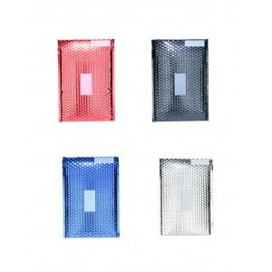 Plic cu bule antisoc din plastic colorat, int. 350x470mm, Office Depot - ACOMI.ro