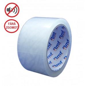 Banda adeziva Silentioasa 48mmx60m, transparenta, RMF Professional - ACOMI.ro