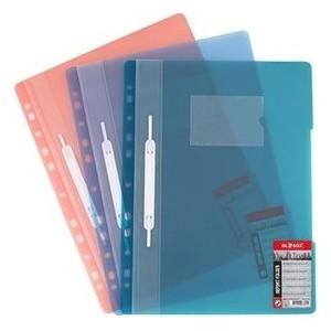 Dosar prezentare cu sina si eticheta, color, 11 perforatii, MAXCO