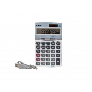 Calculator de birou 12 digits, USB, Noki H-MS001 - ACOMI.ro