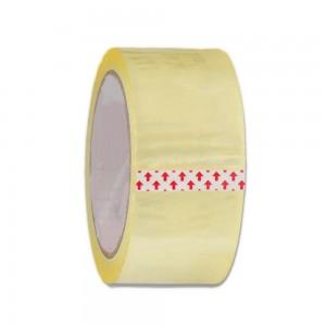 Banda adeziva HotMelt 48mmx60m, 42microni, transparenta - ACOMI.ro