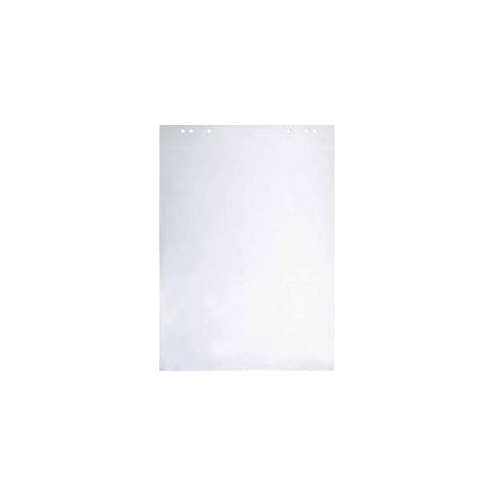 Hartie pentru flipchart, 50coli/top, 60g/mp, velin cu microperforatii