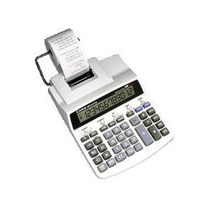 Calculator cu banda, 12 digits, CANON MP121-DTS