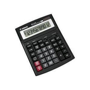 Calculator de birou, 12 digits, CANON WS-1210T