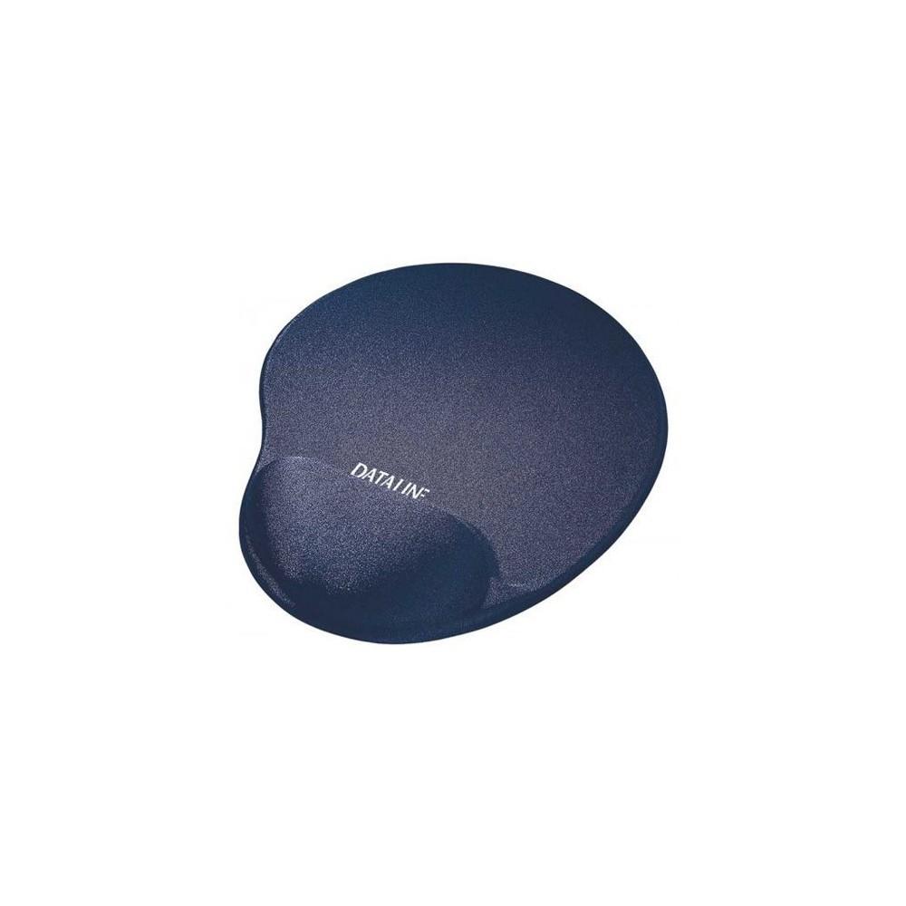 Mousepad cu gel albastru ESSELTE Data Line Fashion ES-67107
