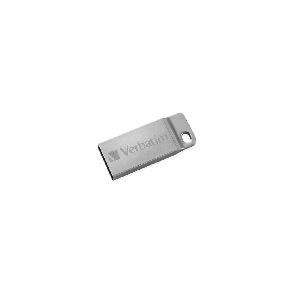 Memorie USB 16GB Verbatim Silver VER98748