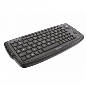 Tastatura Wireless TRUST Compact Entertainment 17911