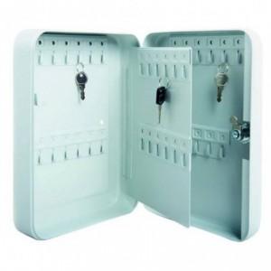 Cutie metalica pentru 20 de chei, 200x160x80 mm ACOMI.ro