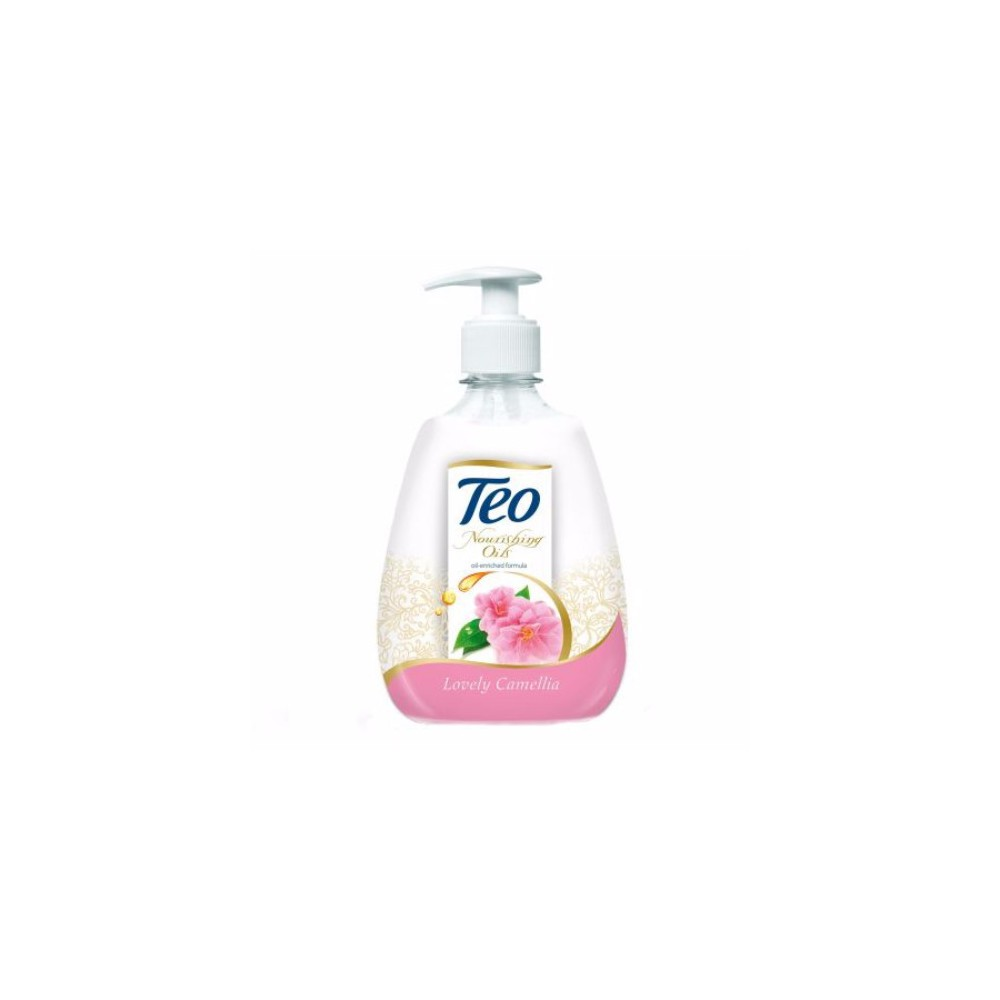 Sapun lichid 400 ml Teo - Camelia ACOMI.ro