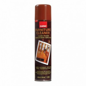 Spray pentru mobila SANO Furniture Aerosol, 300 ml ACOMI.ro