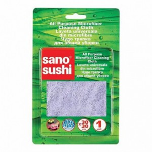 Laveta microfibra SANO Sushi, 30x30 cm ACOMI.ro
