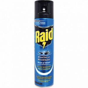 Spray pentru muste si tantari, 400ml, Raid ACOMI.ro