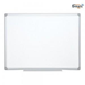 Tabla magnetica alba 120x200 cm, rama de aluminiu - SMART