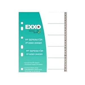 Separatoare carton, numeric 1-31, A4, EXXO ACOMI.ro