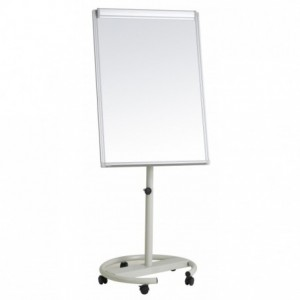Flipchart magnetic cu rotile si brate laterale - SMART 888 Professional
