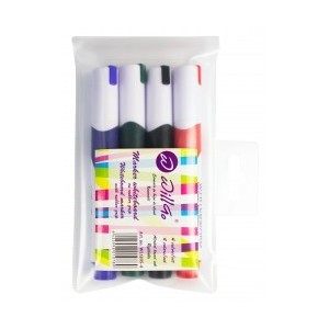 Whiteboard marker cu grip 4 culori/set Willgo - ACOMI.ro